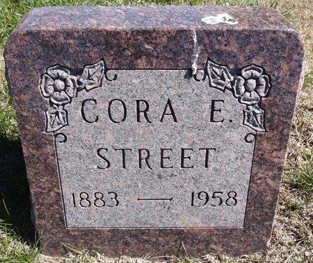 STREET, CORA - Pennington County, South Dakota | CORA STREET - South Dakota Gravestone Photos