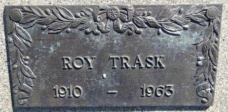 TRASK, ROY - Pennington County, South Dakota | ROY TRASK - South Dakota Gravestone Photos