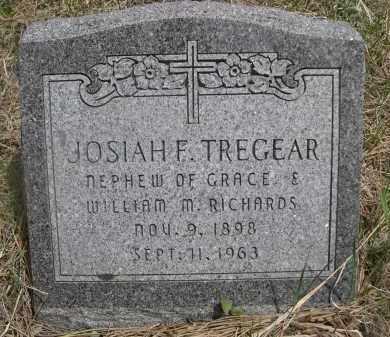TREGEAR, JOSIAH E. - Pennington County, South Dakota   JOSIAH E. TREGEAR - South Dakota Gravestone Photos