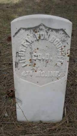 VON BODUNGEN, F. W, LIEUT. - Pennington County, South Dakota | F. W, LIEUT. VON BODUNGEN - South Dakota Gravestone Photos