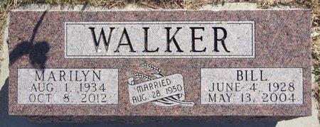 WALKER, MARILYN - Pennington County, South Dakota | MARILYN WALKER - South Dakota Gravestone Photos