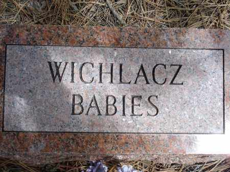 WICHLACZ, BABIES - Pennington County, South Dakota | BABIES WICHLACZ - South Dakota Gravestone Photos