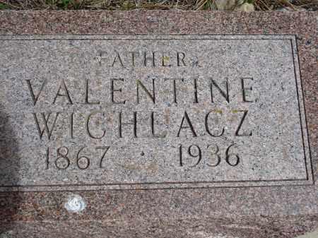 WICHLACZ, VALENTINE - Pennington County, South Dakota | VALENTINE WICHLACZ - South Dakota Gravestone Photos