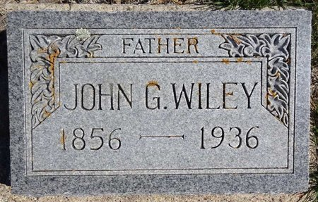 WILEY, JOHN - Pennington County, South Dakota | JOHN WILEY - South Dakota Gravestone Photos