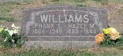 WILLIAMS, FRANK - Pennington County, South Dakota | FRANK WILLIAMS - South Dakota Gravestone Photos