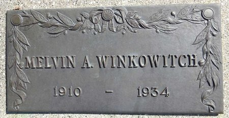 WINKOWITSCH, MELVIN - Pennington County, South Dakota | MELVIN WINKOWITSCH - South Dakota Gravestone Photos