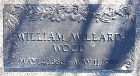 WOOD, WILLIAM WILLARD - Pennington County, South Dakota | WILLIAM WILLARD WOOD - South Dakota Gravestone Photos