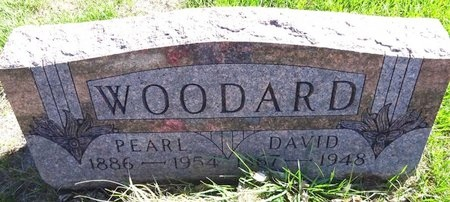 WOODARD, DAVID - Pennington County, South Dakota | DAVID WOODARD - South Dakota Gravestone Photos