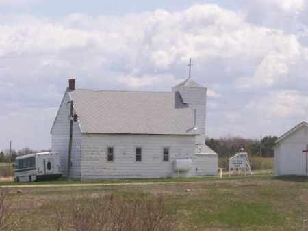 *, LONG HOLLOW CHURCH - Roberts County, South Dakota   LONG HOLLOW CHURCH * - South Dakota Gravestone Photos