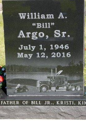 "ARGO, WILLIAM A. ""BILL"" SR. - Roberts County, South Dakota | WILLIAM A. ""BILL"" SR. ARGO - South Dakota Gravestone Photos"