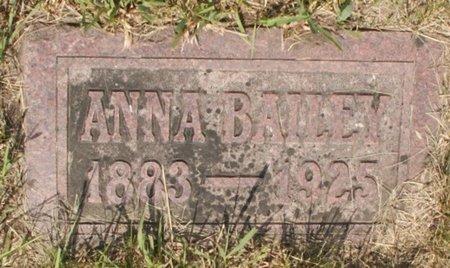 BAILEY, ANNA - Roberts County, South Dakota | ANNA BAILEY - South Dakota Gravestone Photos