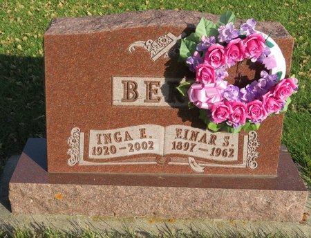 BERG, INGA E. - Roberts County, South Dakota | INGA E. BERG - South Dakota Gravestone Photos