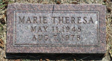 BIGGS, MARIE THERESA - Roberts County, South Dakota   MARIE THERESA BIGGS - South Dakota Gravestone Photos