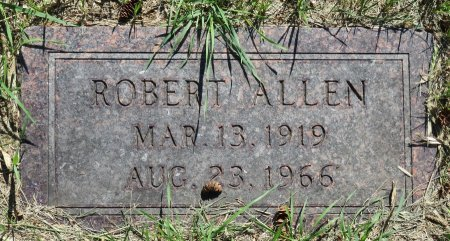 BIGGS, ROBERT ALLEN - Roberts County, South Dakota | ROBERT ALLEN BIGGS - South Dakota Gravestone Photos