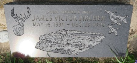 BIRCHEM, JAMES VICTOR - Roberts County, South Dakota | JAMES VICTOR BIRCHEM - South Dakota Gravestone Photos