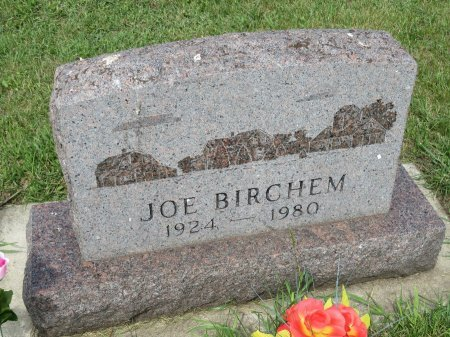 BIRCHEM, JOE - Roberts County, South Dakota | JOE BIRCHEM - South Dakota Gravestone Photos