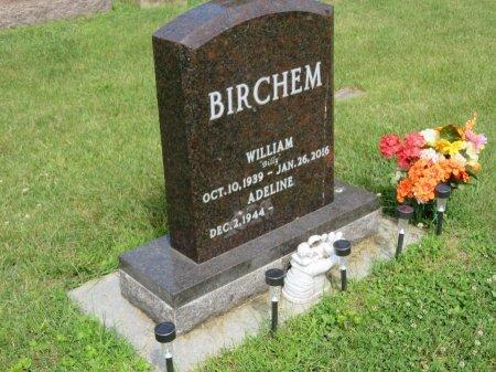 BIRCHEM, WILLIAM - Roberts County, South Dakota   WILLIAM BIRCHEM - South Dakota Gravestone Photos