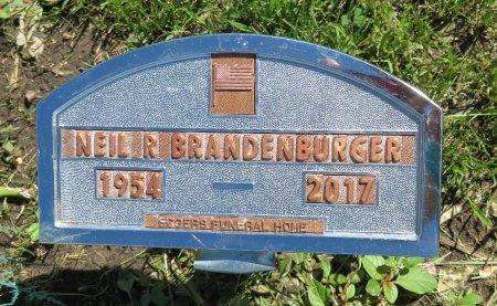 BRANDENBURGER, NEIL R. - Roberts County, South Dakota   NEIL R. BRANDENBURGER - South Dakota Gravestone Photos
