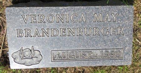 BRANDENBURGER, VERONICA MAY - Roberts County, South Dakota | VERONICA MAY BRANDENBURGER - South Dakota Gravestone Photos