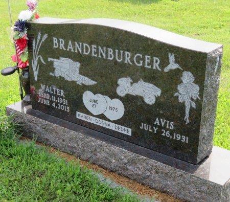 BRANDENBURGER, AVIS - Roberts County, South Dakota | AVIS BRANDENBURGER - South Dakota Gravestone Photos