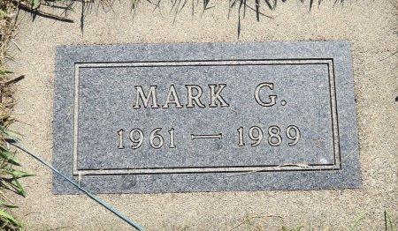 BRAUN, MARK G. - Roberts County, South Dakota | MARK G. BRAUN - South Dakota Gravestone Photos