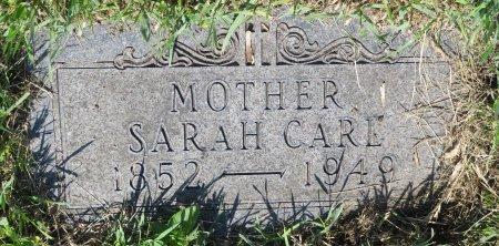 CARL, SARAH - Roberts County, South Dakota | SARAH CARL - South Dakota Gravestone Photos