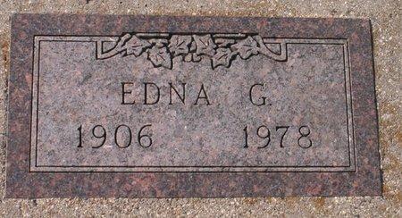 DAHL, EDNA - Roberts County, South Dakota   EDNA DAHL - South Dakota Gravestone Photos