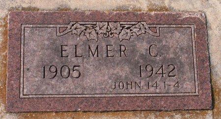 DAHL, ELMER - Roberts County, South Dakota   ELMER DAHL - South Dakota Gravestone Photos