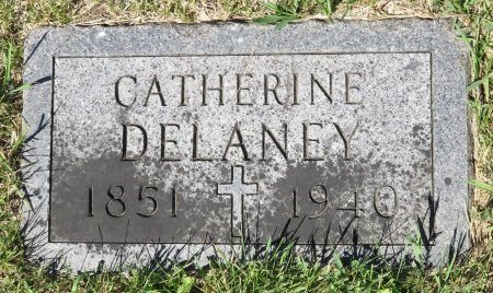 DELANEY, CATHERINE - Roberts County, South Dakota | CATHERINE DELANEY - South Dakota Gravestone Photos