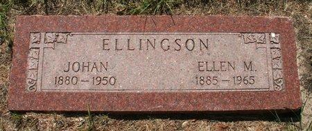 ELLINGSON, JOHAN - Roberts County, South Dakota | JOHAN ELLINGSON - South Dakota Gravestone Photos