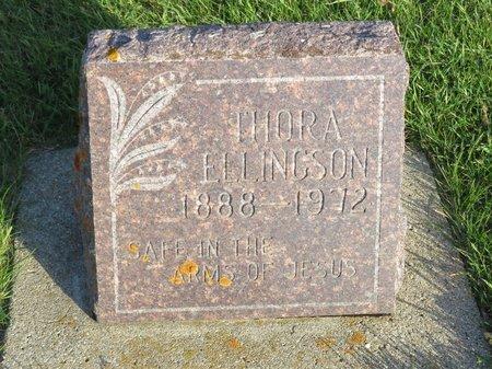 ELLINGSON, THORA - Roberts County, South Dakota | THORA ELLINGSON - South Dakota Gravestone Photos