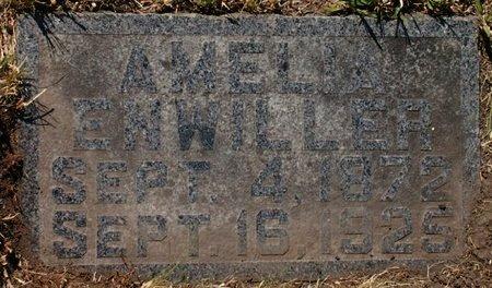ENWILLER, AMELIA - Roberts County, South Dakota | AMELIA ENWILLER - South Dakota Gravestone Photos