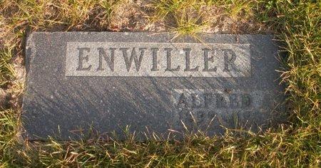 ENWILLER, ALFRED A - Roberts County, South Dakota | ALFRED A ENWILLER - South Dakota Gravestone Photos