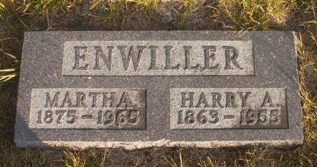ENWILLER, HARRY A. - Roberts County, South Dakota | HARRY A. ENWILLER - South Dakota Gravestone Photos