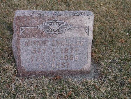 ENWILLER, MINNIE - Roberts County, South Dakota   MINNIE ENWILLER - South Dakota Gravestone Photos