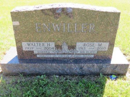 ENWILLER, WALTER H. - Roberts County, South Dakota | WALTER H. ENWILLER - South Dakota Gravestone Photos