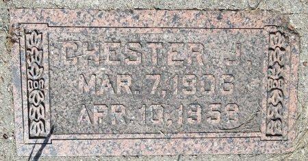 FELTON, CHESTER J. - Roberts County, South Dakota | CHESTER J. FELTON - South Dakota Gravestone Photos