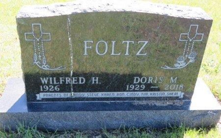 FOLTZ, WILFRED H. - Roberts County, South Dakota | WILFRED H. FOLTZ - South Dakota Gravestone Photos