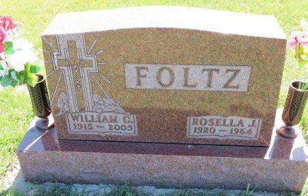FOLTZ, ROSELLA J. - Roberts County, South Dakota | ROSELLA J. FOLTZ - South Dakota Gravestone Photos