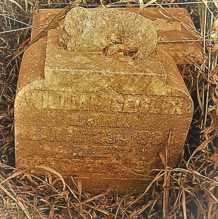 GEISLER, WILLIAM - Roberts County, South Dakota | WILLIAM GEISLER - South Dakota Gravestone Photos