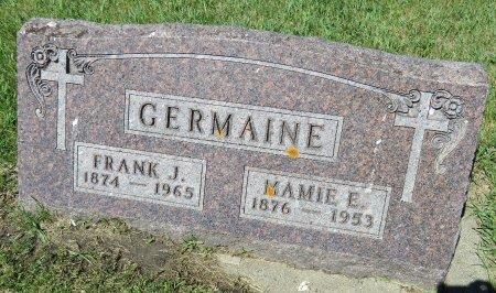 GERMAINE, MAMIE E. - Roberts County, South Dakota | MAMIE E. GERMAINE - South Dakota Gravestone Photos