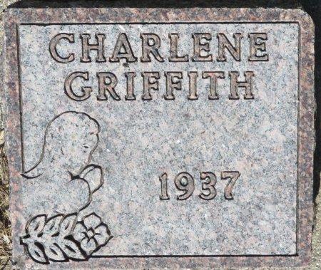 GRIFFITH, CHARLENE - Roberts County, South Dakota | CHARLENE GRIFFITH - South Dakota Gravestone Photos