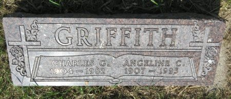 GRIFFITH, ANGELINE C. - Roberts County, South Dakota | ANGELINE C. GRIFFITH - South Dakota Gravestone Photos