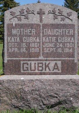 GURKA, KATIE - Roberts County, South Dakota   KATIE GURKA - South Dakota Gravestone Photos