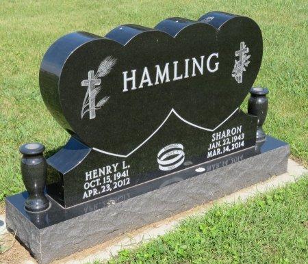 HAMLING, SHARON  - Roberts County, South Dakota | SHARON  HAMLING - South Dakota Gravestone Photos