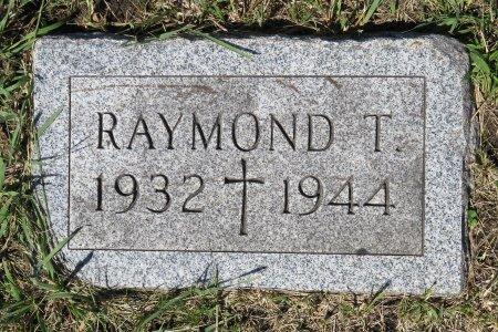 HAMLING, RAYMOND T. - Roberts County, South Dakota   RAYMOND T. HAMLING - South Dakota Gravestone Photos