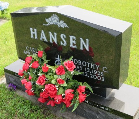 HANSEN, CARL - Roberts County, South Dakota | CARL HANSEN - South Dakota Gravestone Photos