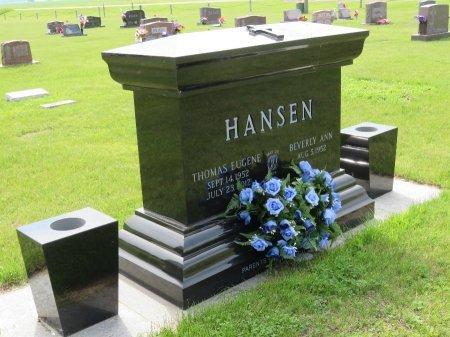 HANSEN, BEVERLY ANN - Roberts County, South Dakota | BEVERLY ANN HANSEN - South Dakota Gravestone Photos