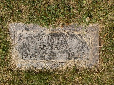 HANSON, ANNA M. - Roberts County, South Dakota | ANNA M. HANSON - South Dakota Gravestone Photos