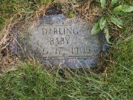 HANSON, DARLING BABY - Roberts County, South Dakota | DARLING BABY HANSON - South Dakota Gravestone Photos